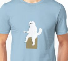 Cartoon Persian Cat Room Guardian Meme  Unisex T-Shirt