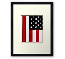 God Bless The USA Framed Print