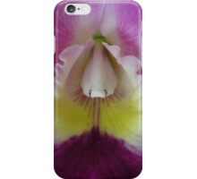 Unknown Beauty iPhone Case/Skin