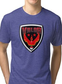 Pokemon Go! Team Valor Shield Tri-blend T-Shirt