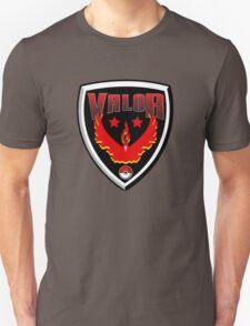Pokemon Go! Team Valor Shield Unisex T-Shirt