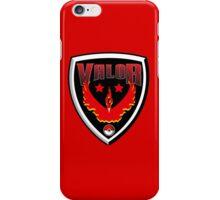 Pokemon Go! Team Valor Shield iPhone Case/Skin