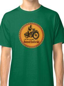Royal Enfield vintage British Motorcycles Classic T-Shirt