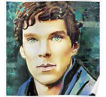 Benedict Cumberbatch Design 5 Poster