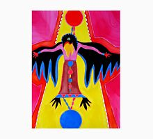 Crow Medicine original painting Unisex T-Shirt