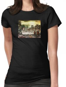Crusade - Assembly at Dawn Womens Fitted T-Shirt