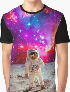 Moon Man Graphic T-Shirt