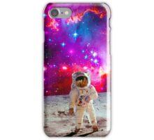 Moon Man iPhone Case/Skin