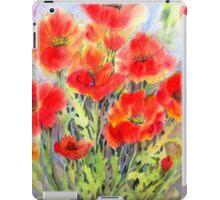 Crimson Dancers iPad Case/Skin