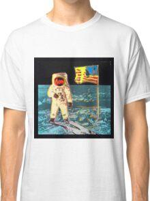 Moon Walk - Andy Warhol Classic T-Shirt