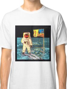 Moon Walk - Andy Warhol Classic T-Shirt