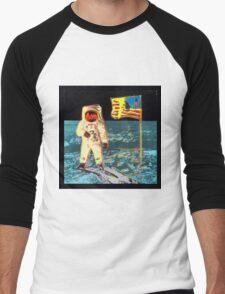 Moon Walk - Andy Warhol Men's Baseball ¾ T-Shirt