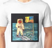 Moon Walk - Andy Warhol Unisex T-Shirt