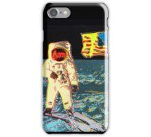 Moon Walk - Andy Warhol iPhone Case/Skin