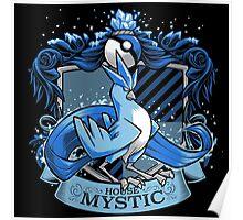 House Mystic - Team Mystic Poster
