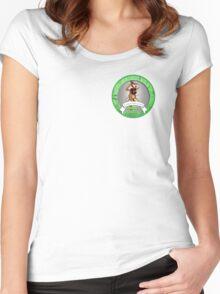 Star Wars Kowakian Monkey Lizard Women's Fitted Scoop T-Shirt