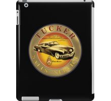 Tucker Sales and Service sign iPad Case/Skin