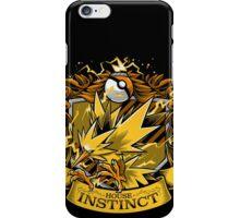 House Instinct - Team Instinct iPhone Case/Skin
