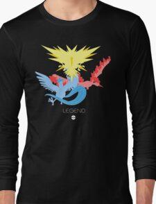Pomemon Type - Legend Long Sleeve T-Shirt