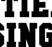 Let Otiel Sing! Sticker