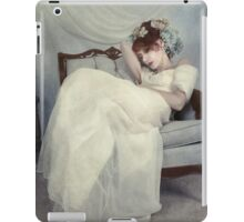 Sleeping Through the Dull Fete iPad Case/Skin