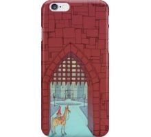 Welcome to the Castle iPhone Case/Skin