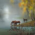By The Water by Igor Zenin