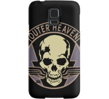 Metal Gear Solid V - Outer Heaven Samsung Galaxy Case/Skin