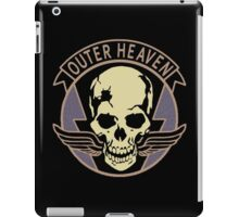 Metal Gear Solid V - Outer Heaven iPad Case/Skin