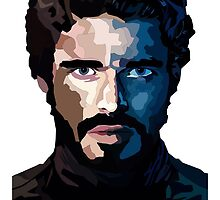 Game of Thrones - Rob Stark WPAP by Sthomas88
