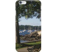Seaside View iPhone Case/Skin