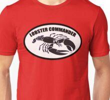 Lobster Commander Unisex T-Shirt