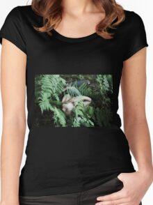 Faint Ardwinna Women's Fitted Scoop T-Shirt