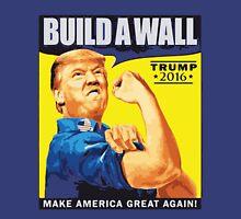 donald trump T-shirt - build a wall  Unisex T-Shirt