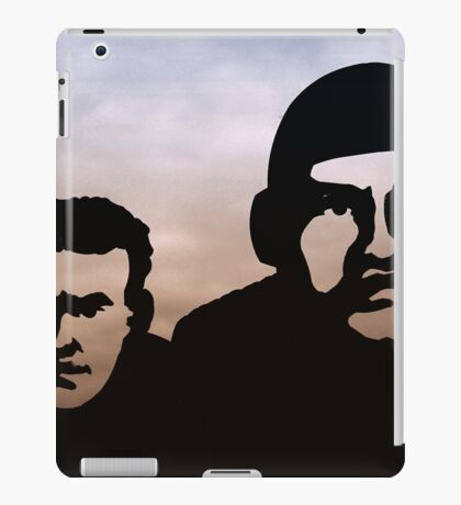 Lissett Memorial, 158 squadron iPad Case/Skin