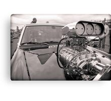 That Engine Canvas Print