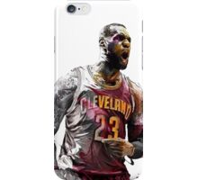 james lebron iPhone Case/Skin