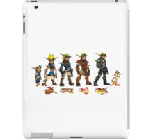 Jak and Daxter Saga - Full Colour iPad Case/Skin