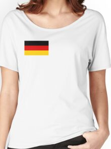 Germany world cup champion pillows & totes Women's Relaxed Fit T-Shirt