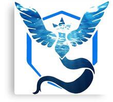 Team Mystic- Pokemon Go Ocean Canvas Print