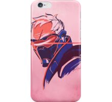Pink Soldier iPhone Case/Skin