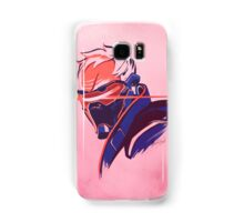 Pink Soldier Samsung Galaxy Case/Skin
