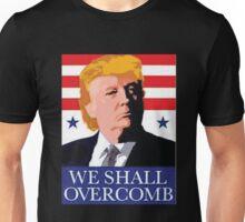 donald trump T-shirt - we shall overcomb  2  Unisex T-Shirt