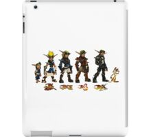 Jak and Daxter Saga - Full Colour Sketched iPad Case/Skin