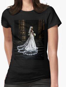 Dead Bride (Bleach) Womens Fitted T-Shirt