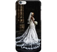 Dead Bride (Bleach) iPhone Case/Skin