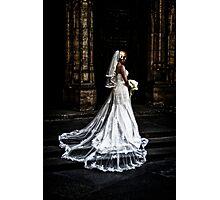 Dead Bride (Bleach) Photographic Print
