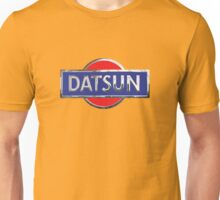 Datsun  vintage  Japanese  Car Classics Unisex T-Shirt
