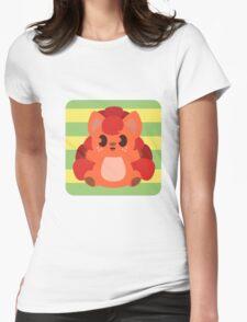 Vulpix Womens Fitted T-Shirt