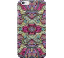 Gates of the Nereids Pattern iPhone Case/Skin